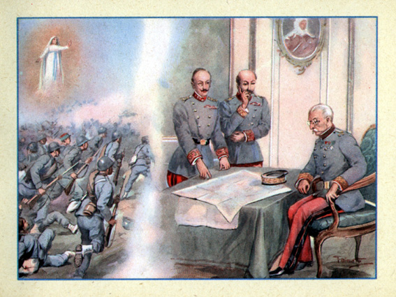 De Castelnau (Battaglia della Marna - Settembre 1914)